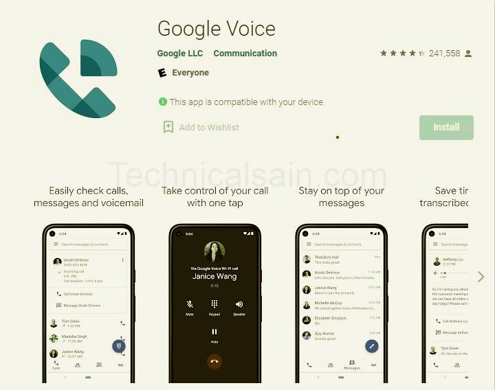 Free calling apps for android without credits