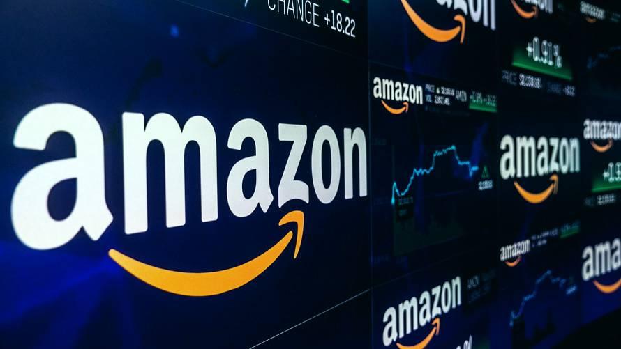 Amazon registers sellers