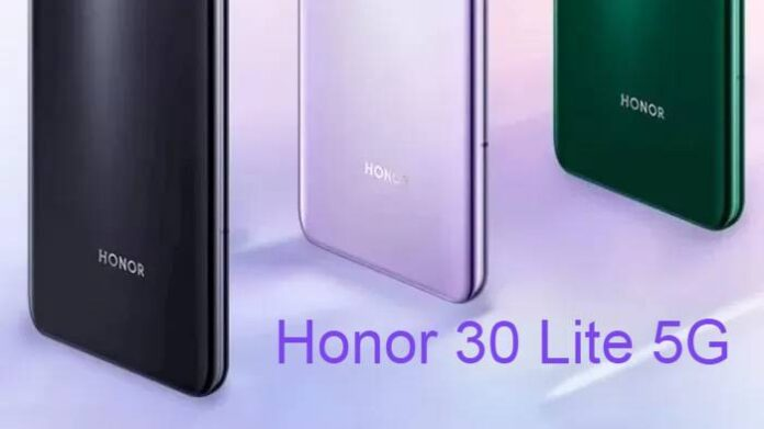 Honor 30 Lite