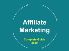 Affiliate Marketing Complete Guide