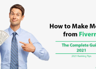 How to make money from Fiverr