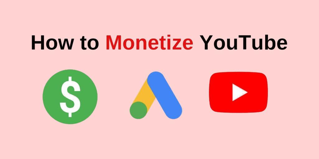 Monetize Youtube channel